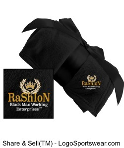 Luxury Plush Blanket Design Zoom