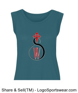 Alternative - Womens Cap Sleeve T-Shirt Design Zoom